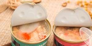 自制实惠好吃的猫咪罐头教程